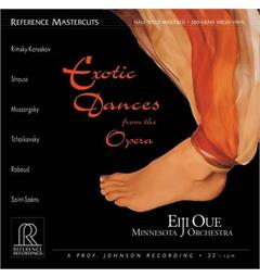 Eiji Oue/Minnesota Orchestra Exotic Dances From The Opera (LP)