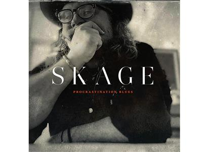 KOM-Slideprod0121   SKAGE Procrastination Blues (LP)
