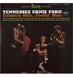 Tennessee Ernie Ford Country Hits...Feelin' Blue - LTD (LP)