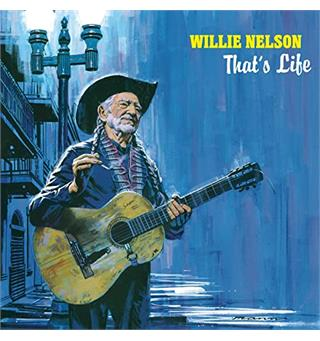 Willie Nelson That's Life (LP)