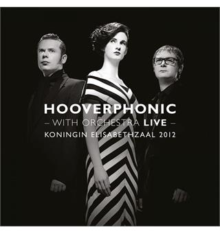Hooverphonic With Orchestra Live (2LP)