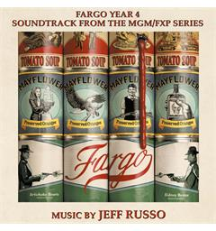 Jeff Russo/Soundtrack Fargo: Season 4 OST - LTD (2LP)