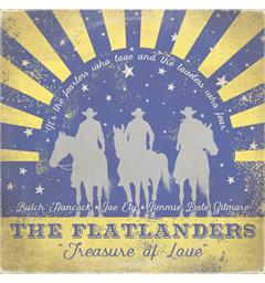 The Flatlanders Treasure Of Love (2LP)