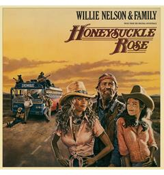 Willie Nelson & Family Honeysuckle Rose OST - LTD (2LP)