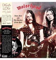Motörhead Iron Fist And The Hordes From Hell (LP)