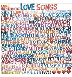 The Mike Westbrook Concert Band Love Songs (LP)