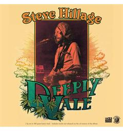 Steve Hillage Live At Deeply Vale (2LP)