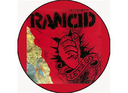 RRP4 Rancid  Rancid Let's Go (LP)