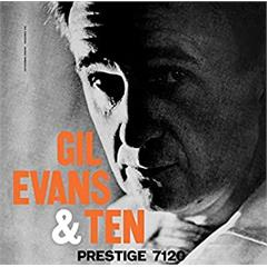 Gil Evans Gil Evans and Ten (LP)