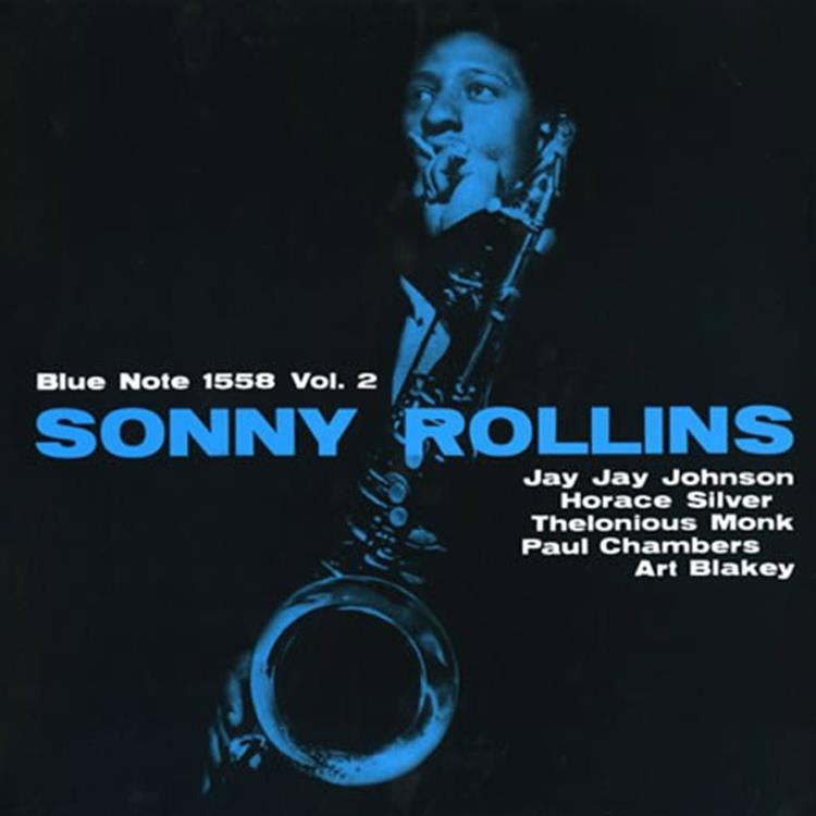 VXLAP1558-45 Analogue Productions ABNJ 1558 Sonny Rollins Volume 2 (2LP)