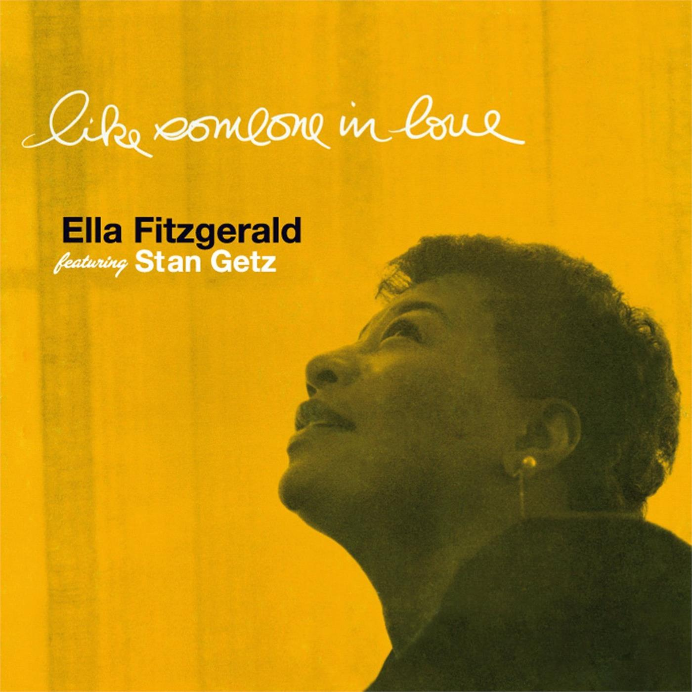 VXLAP4004 Analogue Productions  Ella Fitzgerald Like Someone in Love (2LP)